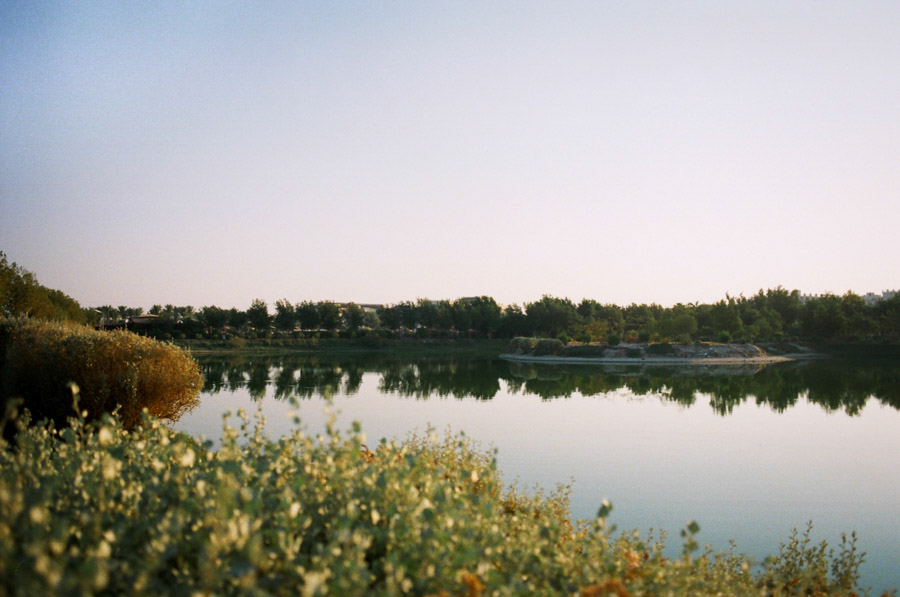 озеро в египте