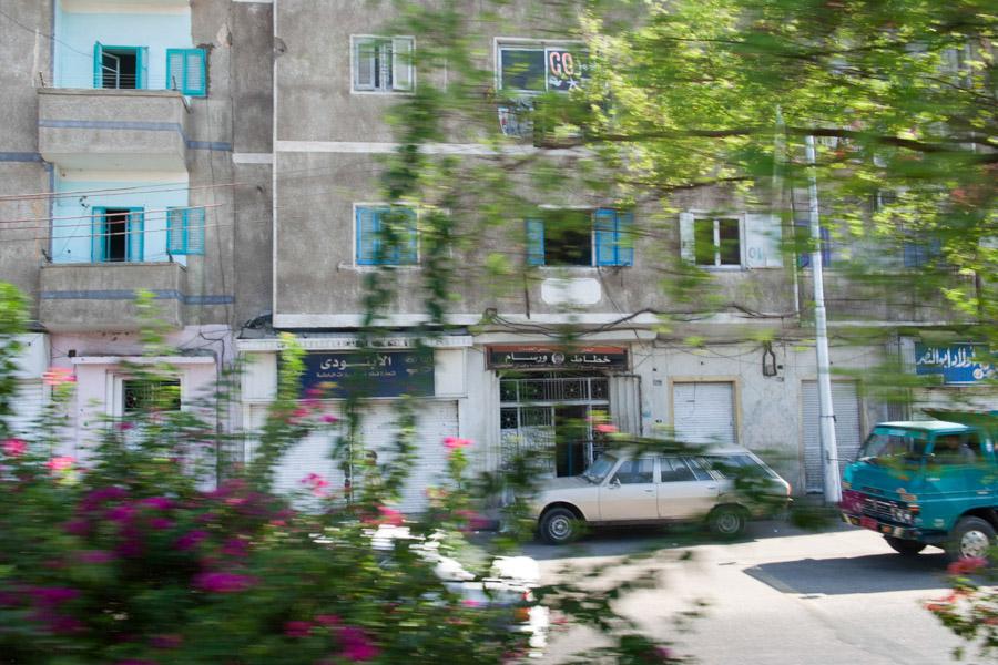улицы египта