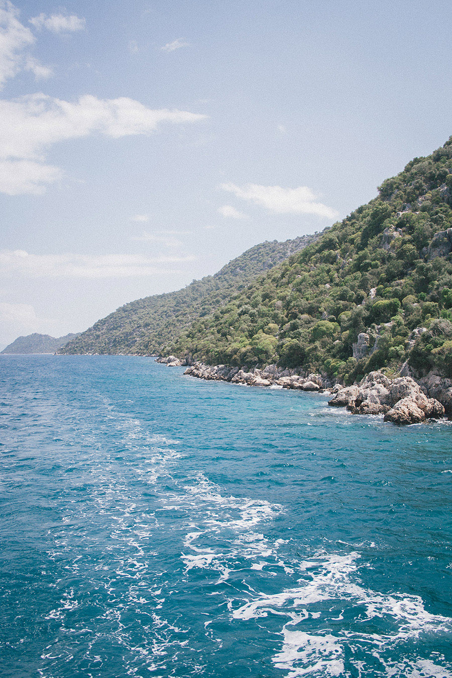 море в турции