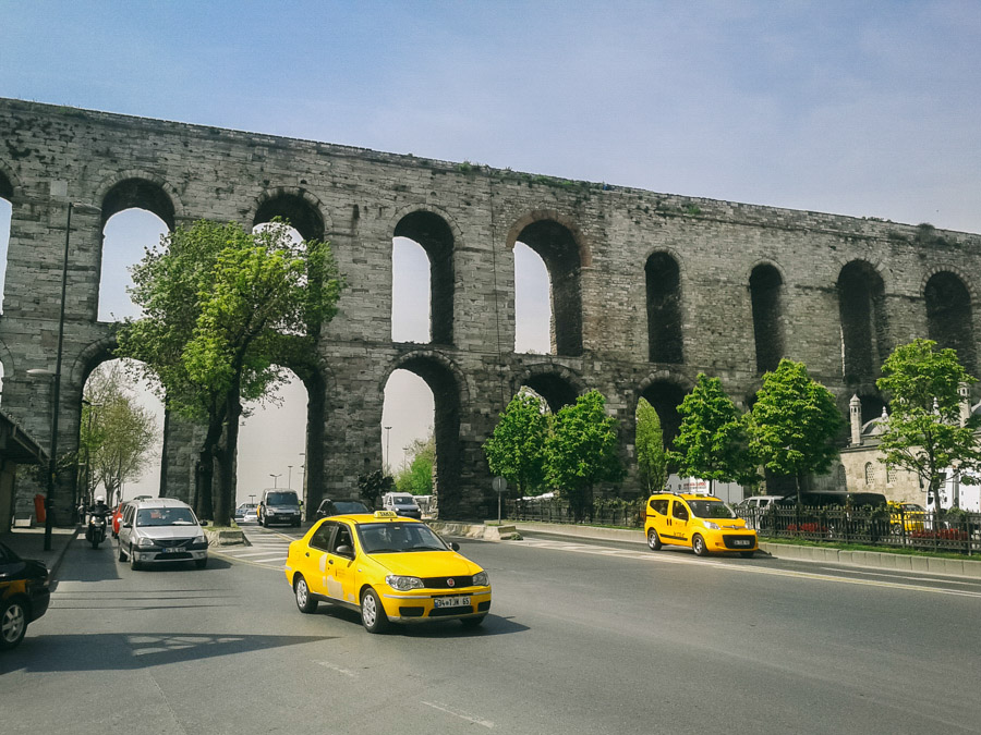 акведук императора валента