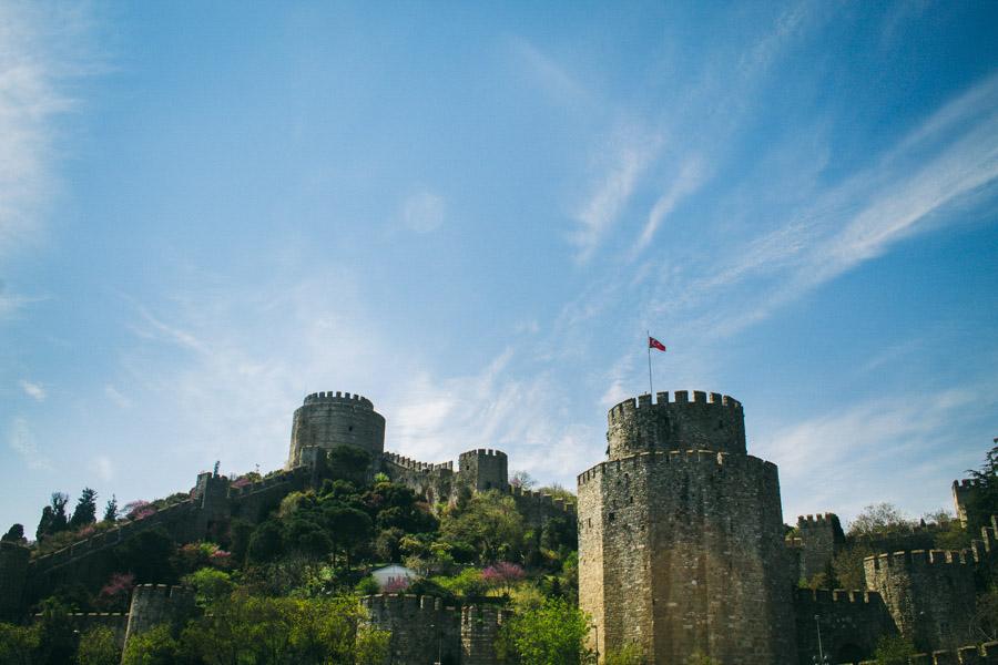 крепость рулемихисар