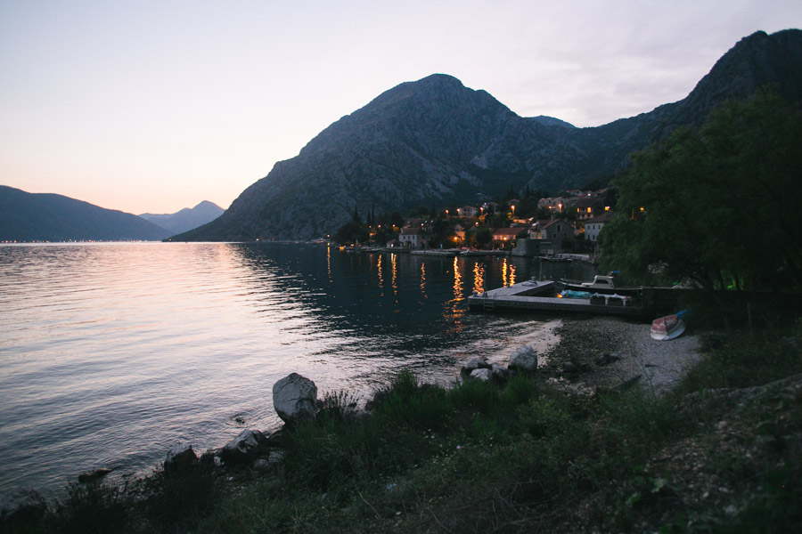 путешествие в черногорию